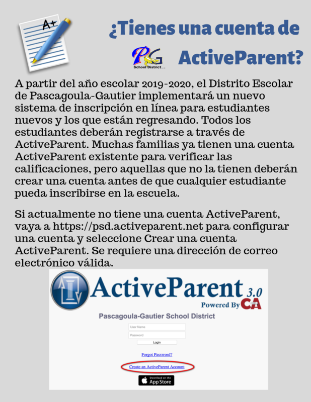 Spanish ActiveParent