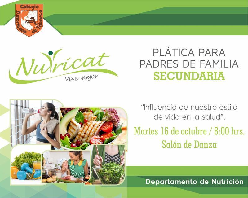 Secundaria: Plática para padres de familia Featured Photo
