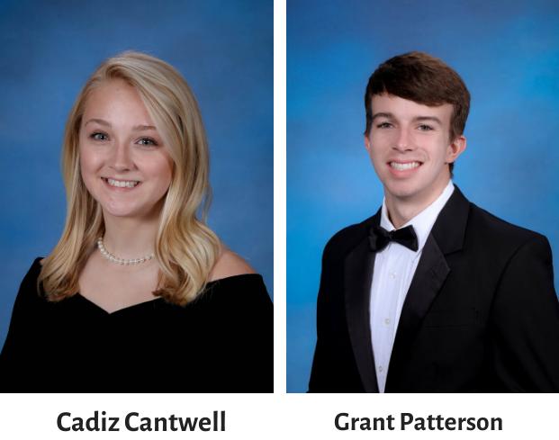 Cadiz Cantwell, Grant Patterson