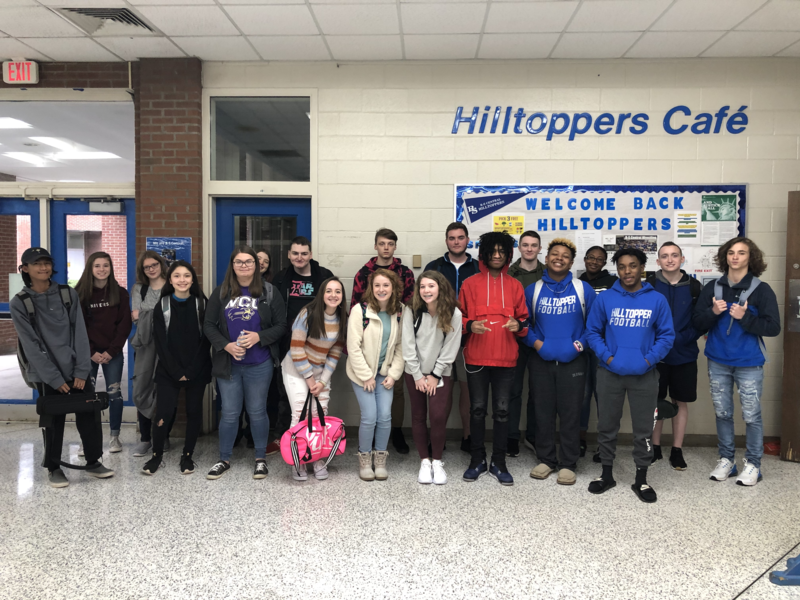 Perfect Attendance Students Recognized Featured Photo