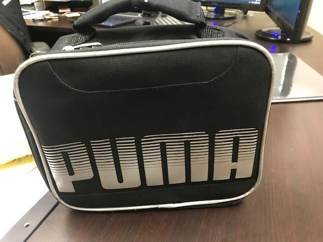 Found Puma Lunch box 3/26/19