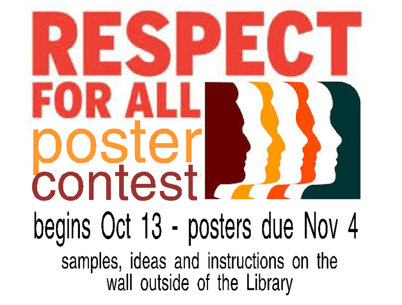 Wording Respect for All Poster Contest
