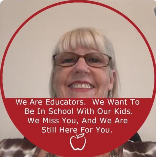 Spring Break message from Debra Ward