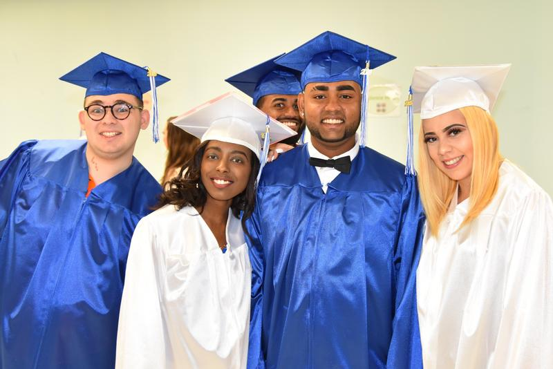 Congratulations to our 2018 graduates! Featured Photo