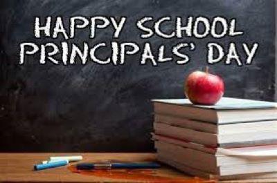 national School Principal Day  May 1st