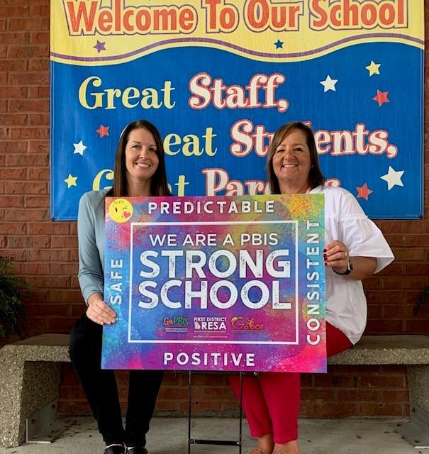 We are a Strong PBIS School Featured Photo