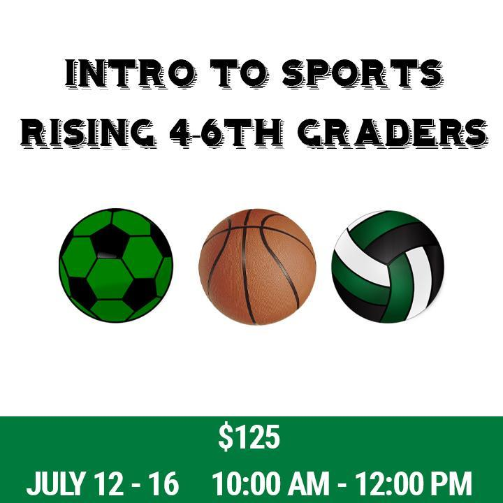 Intro to sports