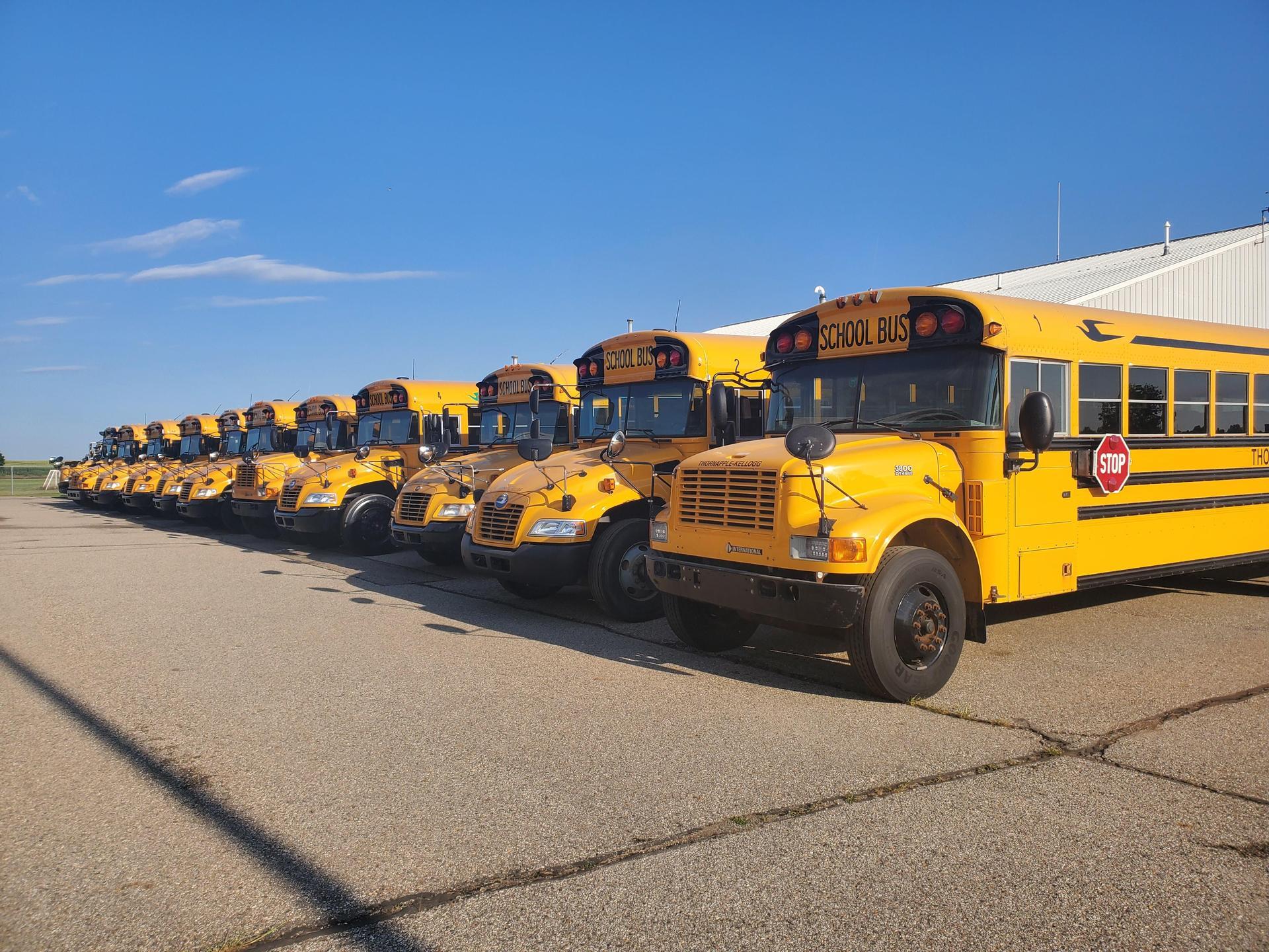 TK School Buses