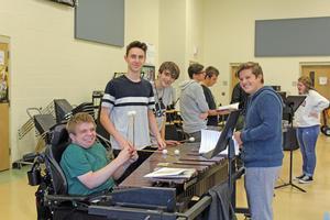 United Sound band students