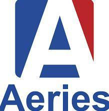 This i sthe logo for AERIES