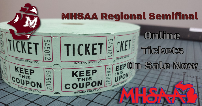 Regional Semifinal Tickets for Sale Oct 25 2021