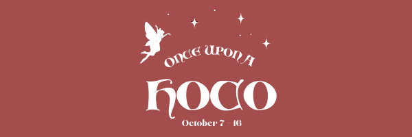 Once Upon a HOCO logo