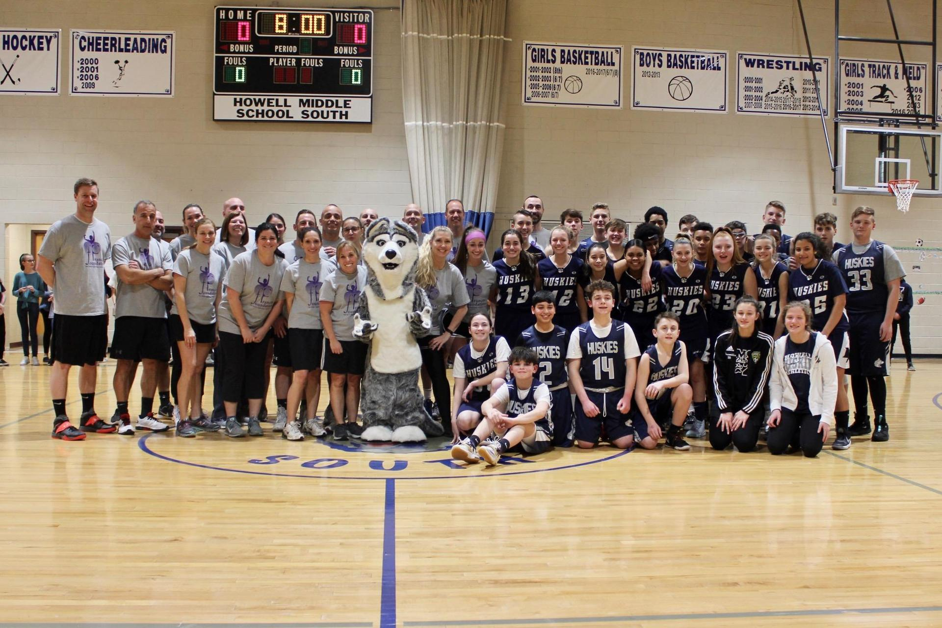 Student vs. Faculty Game