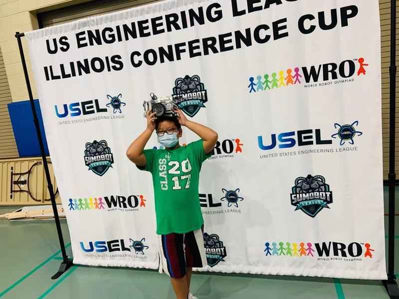 Chelsea Student Participates in US Engineering League Conference Cup Featured Photo
