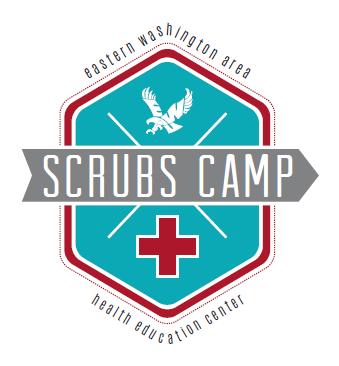 EWU Scrubs Camp Logo