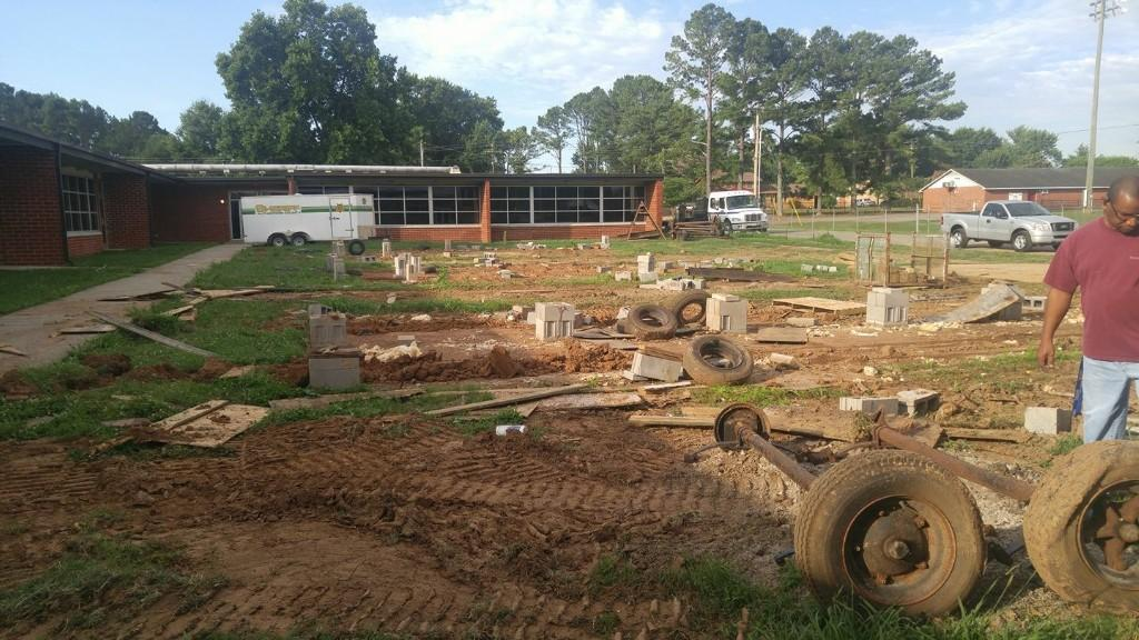 Portables moved June 2017