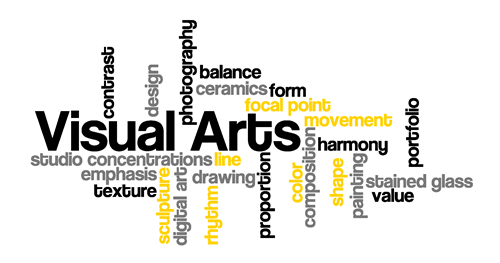 word web/ design on ART