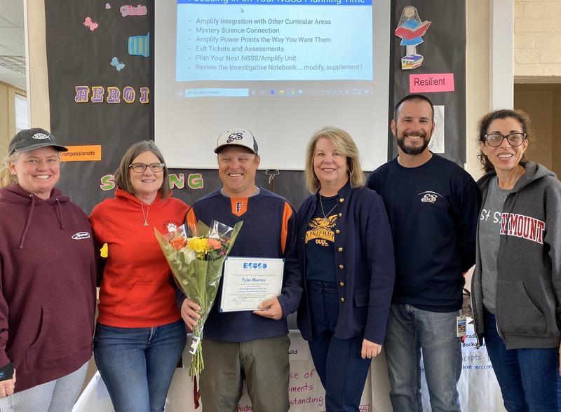ESUSD Honors 2019-2020 Educators of the Year Featured Photo
