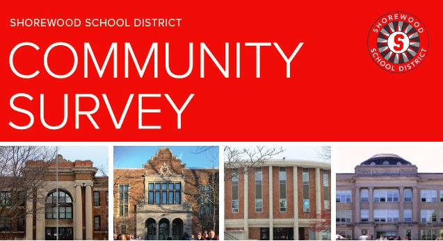 facilities community survey flyer