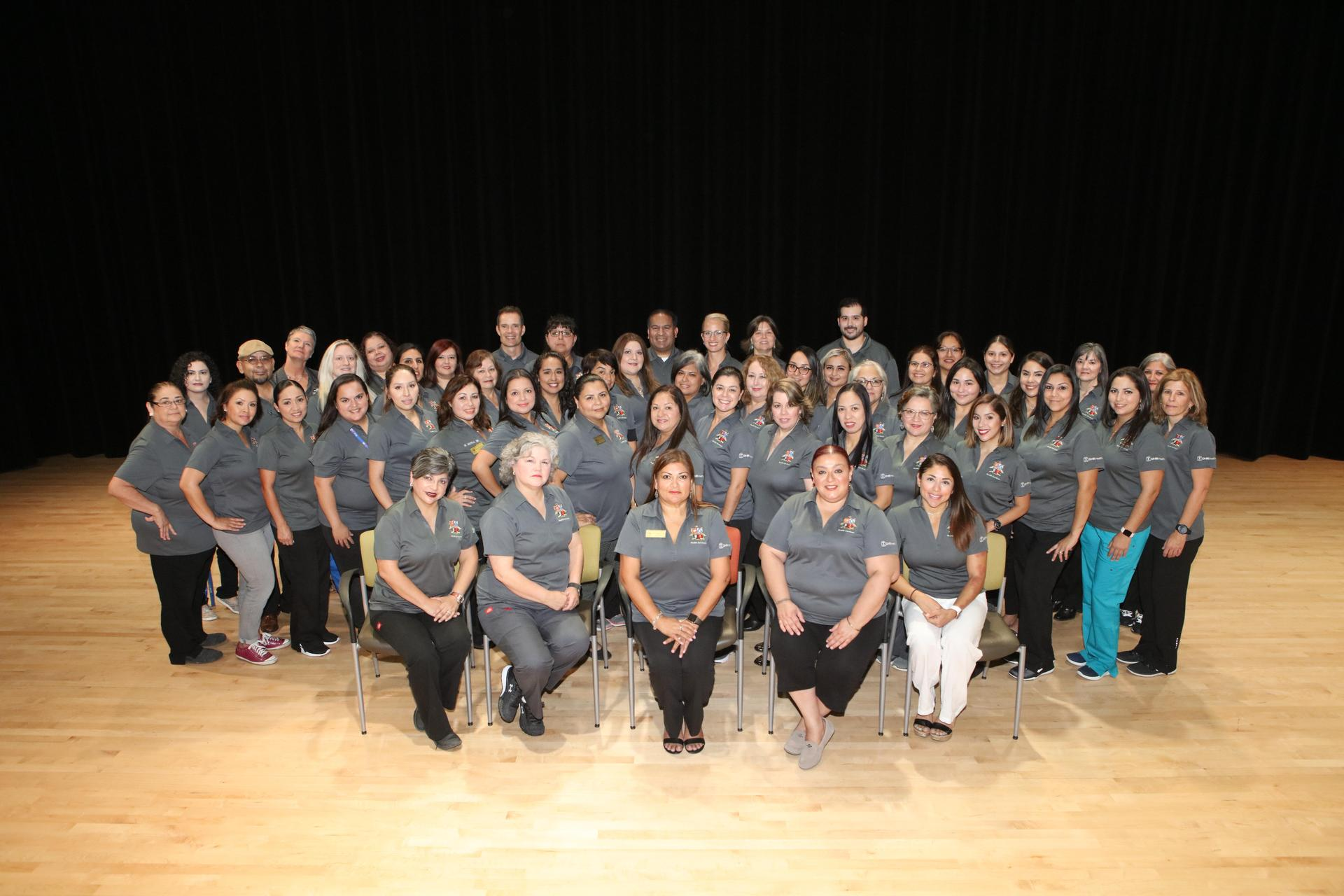 2018-2019 Health Services Department
