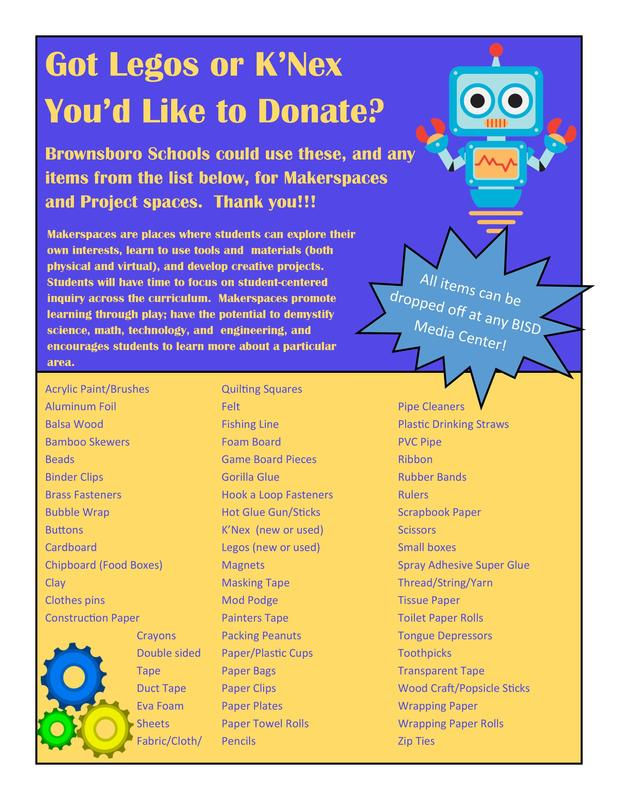 Got Legos or Kleenex You'd Like To Donate? Featured Photo