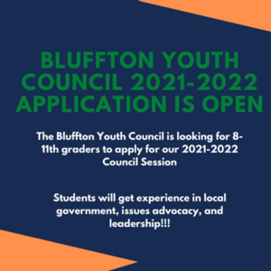 Bluffton Youth Council