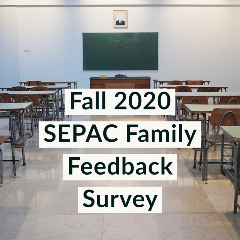 SEPAC Survey Image