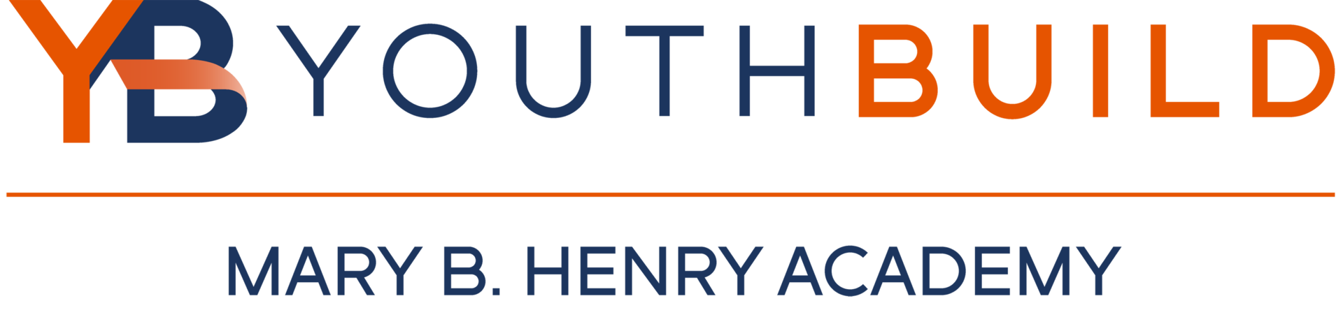 Mary B Henry Academy logo