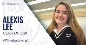 Alexis Lee PJ Student Spotlight