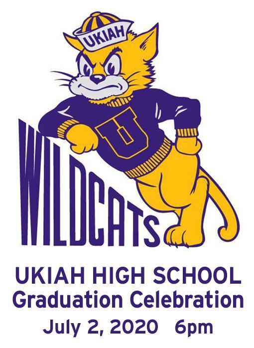 Ukiah High School Graduation Celebration Rescheduled Thumbnail Image