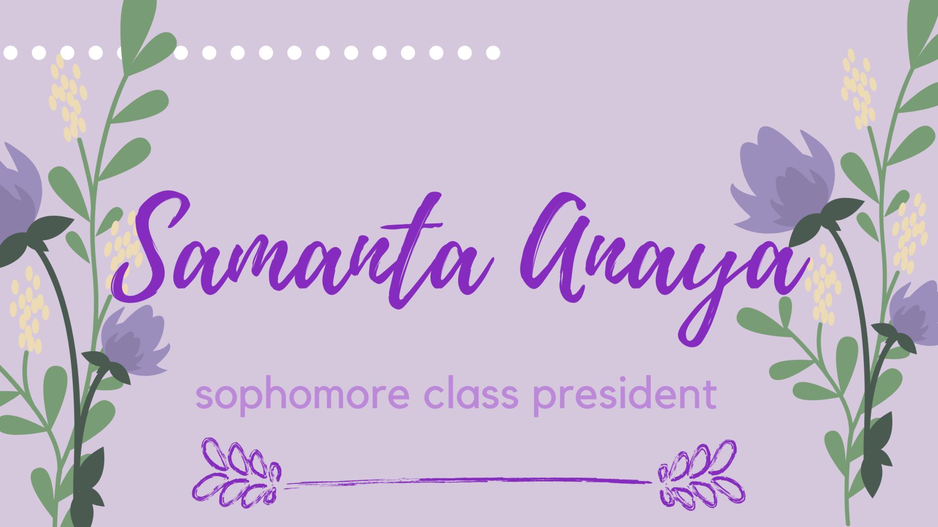 Samanta Anaya