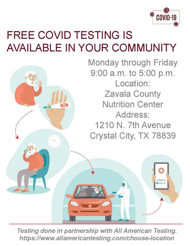 Free Covid Testing Featured Photo