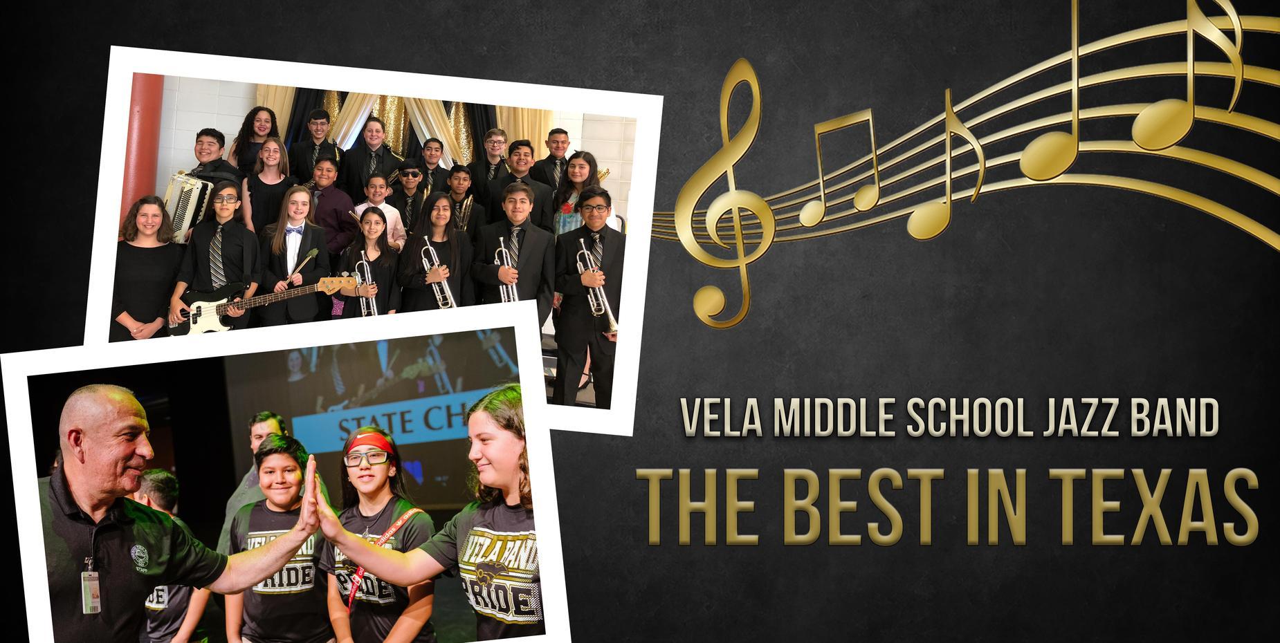Vela best jazz band