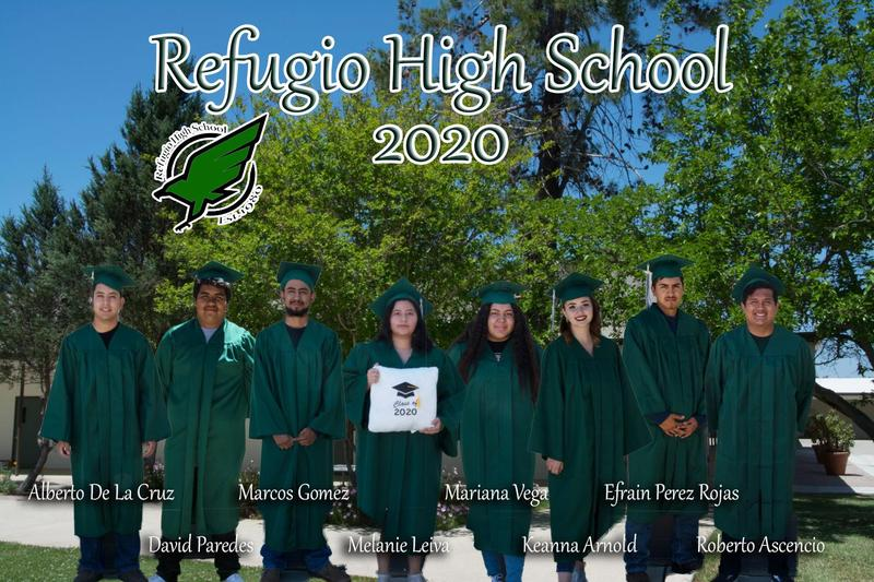 Congratulations Class of 2020!!!! 👨‍🎓💚🖤🦅 Featured Photo