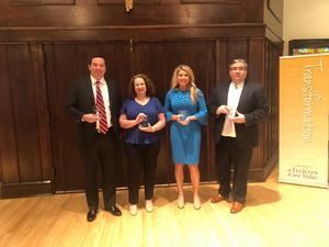 OLSH Distinguished Alumni Award recipients 2020