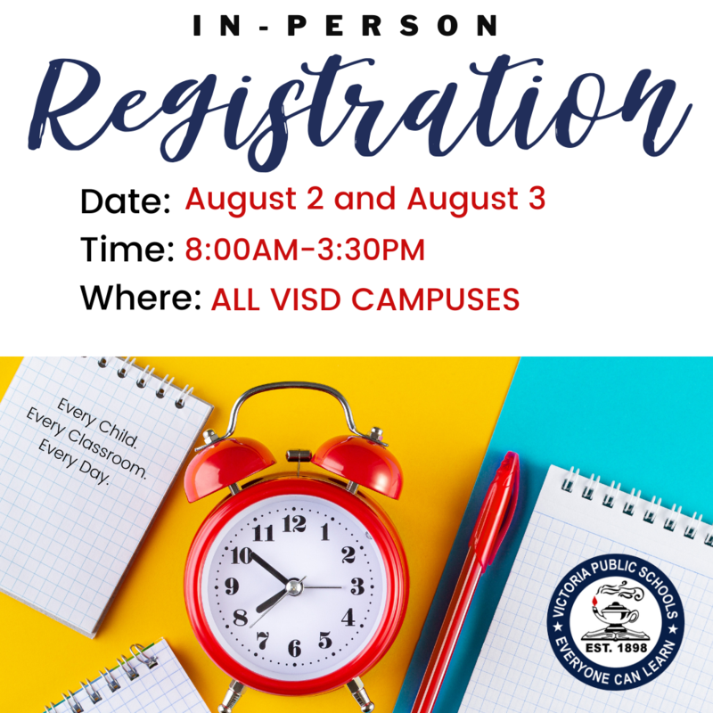 English campuses open for registration