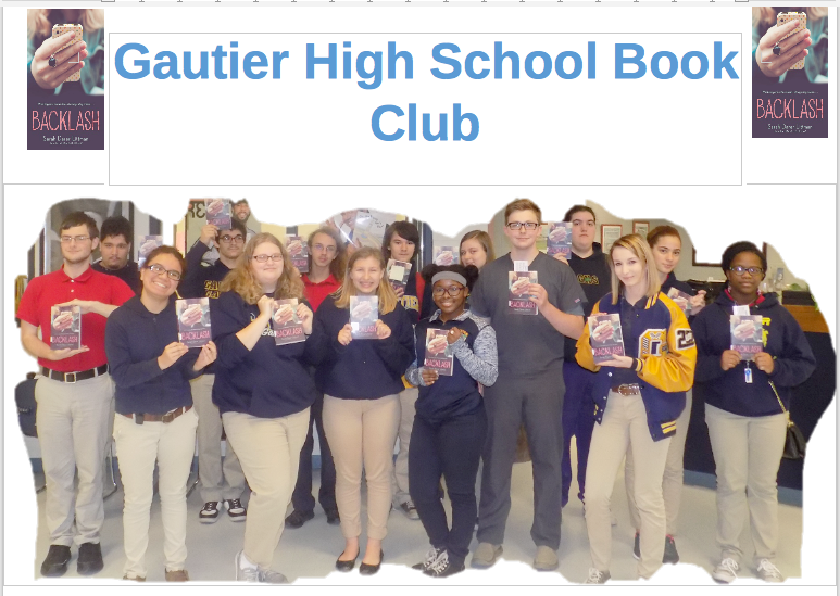 Book Club GHS 2016