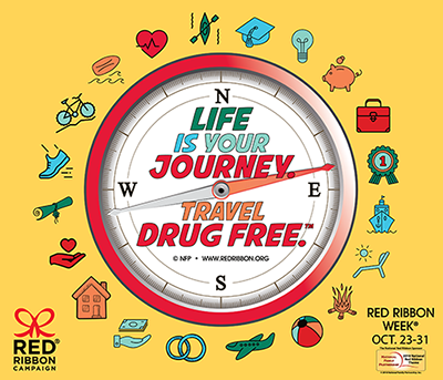 RED RIBBON WEEK OCT 23- OCT 31 Featured Photo