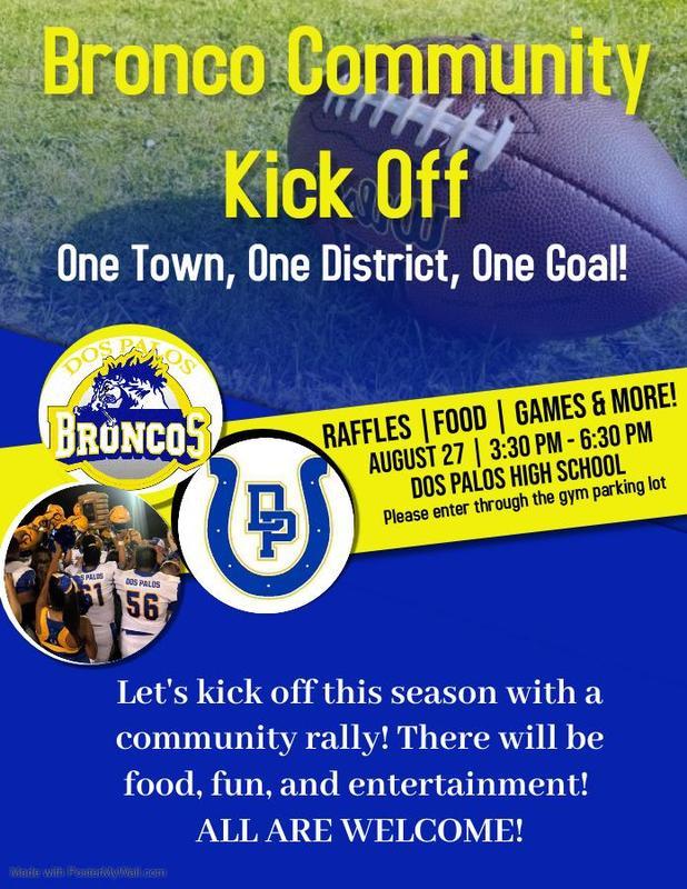Bronco Community Kick Off Featured Photo