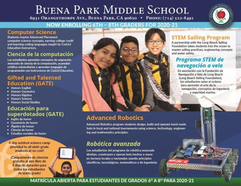 Buena Park Middle School