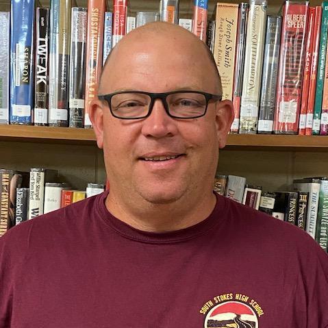 Mark Thorpe's Profile Photo