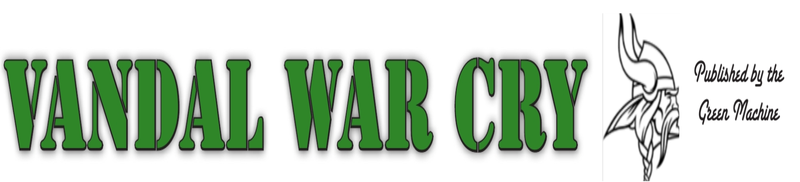 View Current and Past Editions of the Vandal War Cry Featured Photo