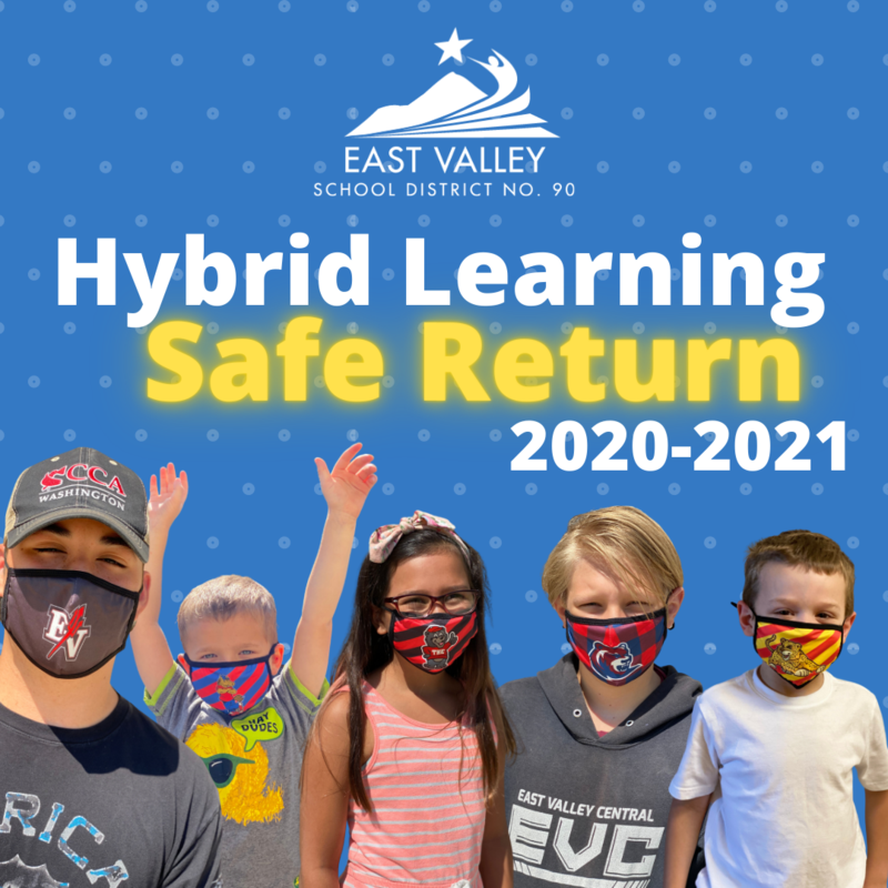 Hybrid Learning Safe Return 2020-2021