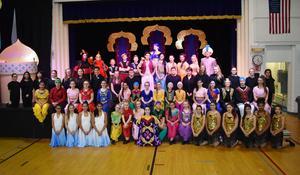 Cast Picture Aladdin