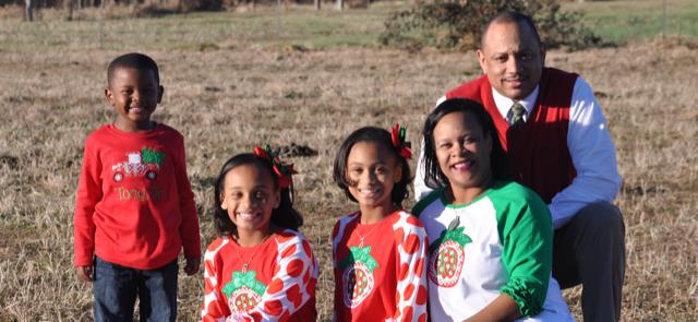 The Edwards' Family