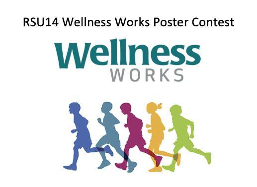Wellness Works Photo Contest Poster