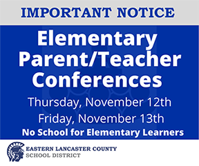 Elementary Conferences Banner Image