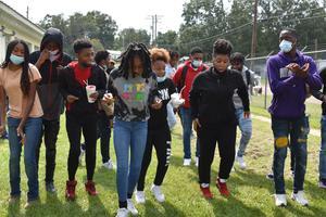 Natchez Freshman Academy Perfect Attendance