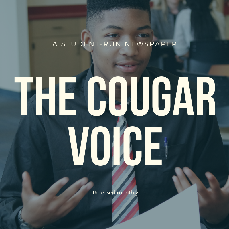 Listen for the Cougar Voice!