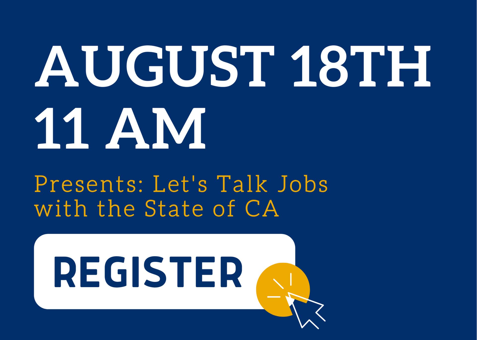 Let's Talk Jobs